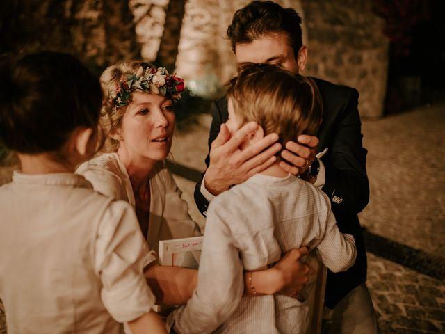 Le mariage de Mayer et Olivia à Le Castellet, Var 62