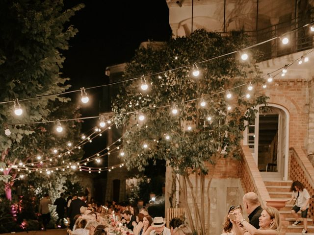 Le mariage de Mayer et Olivia à Le Castellet, Var 63