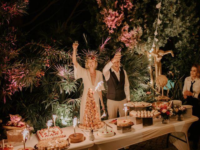 Le mariage de Mayer et Olivia à Le Castellet, Var 70