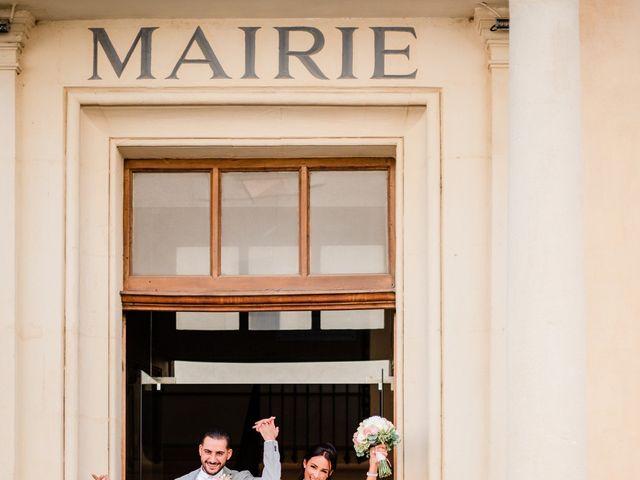 Le mariage de Aurélien et Marine à Vedène, Vaucluse 11