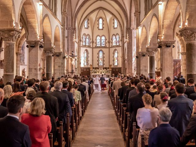 Le mariage de François et Anne à Hénanbihen, Côtes d'Armor 11