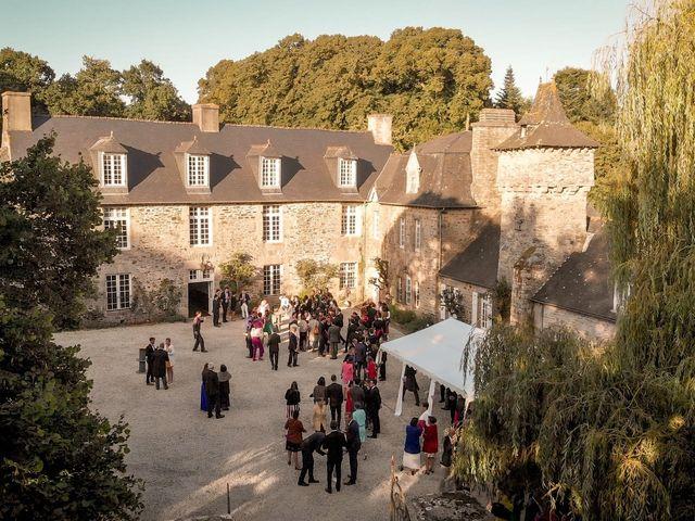Le mariage de François et Anne à Hénanbihen, Côtes d'Armor 14
