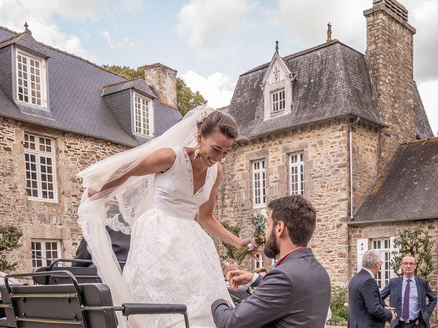 Le mariage de François et Anne à Hénanbihen, Côtes d'Armor 16