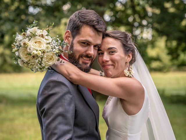 Le mariage de François et Anne à Hénanbihen, Côtes d'Armor 17