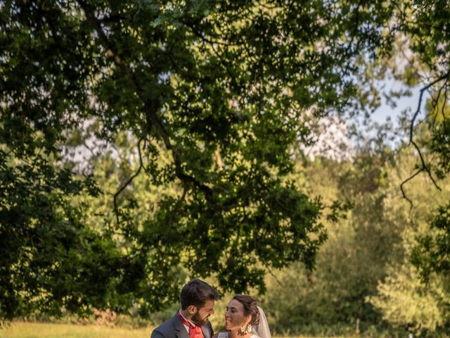 Le mariage de François et Anne à Hénanbihen, Côtes d'Armor 20