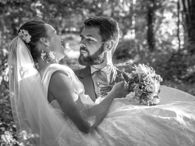 Le mariage de François et Anne à Hénanbihen, Côtes d'Armor 26