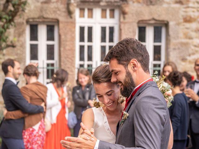 Le mariage de François et Anne à Hénanbihen, Côtes d'Armor 30