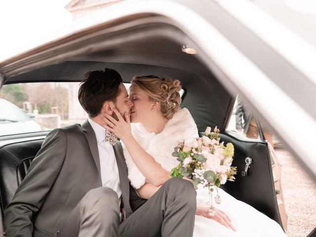 Le mariage de Claire et Florian