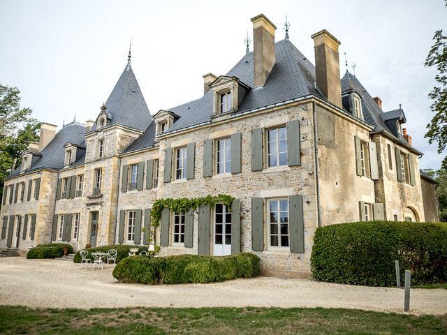 Le mariage de Ludovic et Laura à Nevers, Nièvre 1