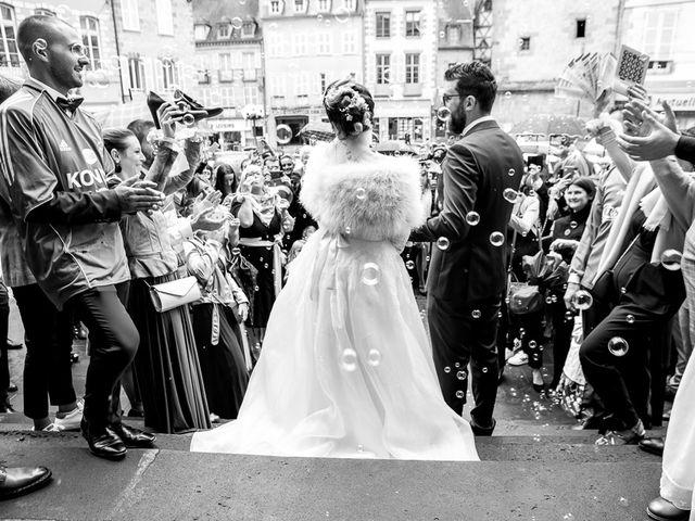 Le mariage de Ludovic et Laura à Nevers, Nièvre 20