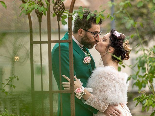 Le mariage de Ludovic et Laura à Nevers, Nièvre 28