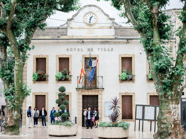 Le mariage de Marc et Mélanie à Sénas, Bouches-du-Rhône 1