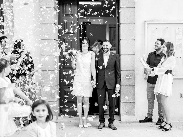 Le mariage de Marc et Mélanie à Sénas, Bouches-du-Rhône 9
