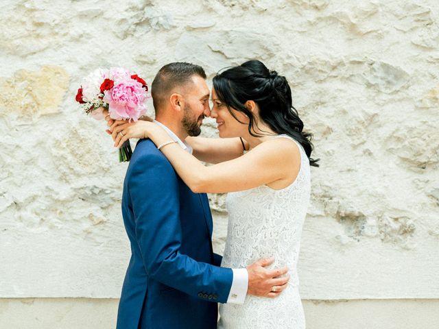Le mariage de Marc et Mélanie à Sénas, Bouches-du-Rhône 12