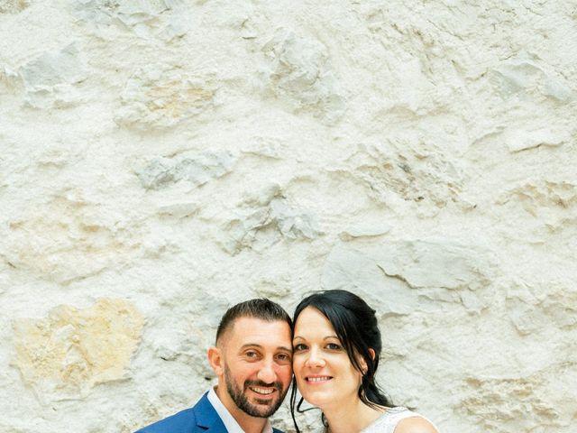 Le mariage de Marc et Mélanie à Sénas, Bouches-du-Rhône 16