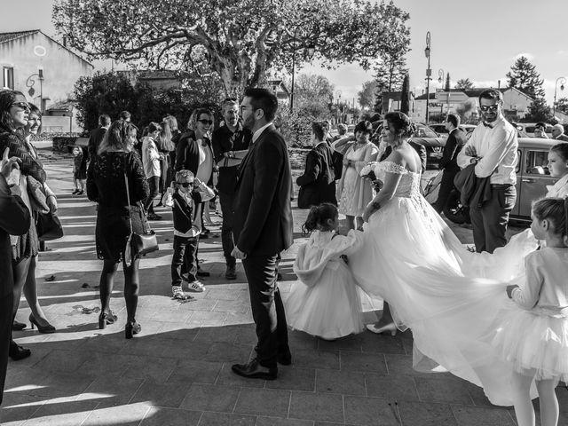 Le mariage de Alexandre et Anne-Sophie à Noves, Bouches-du-Rhône 55