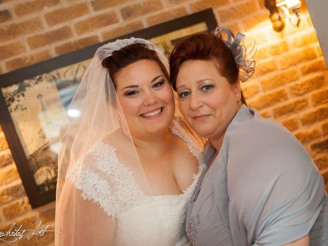 Le mariage de Yann et Elody à Quiévy, Nord 1