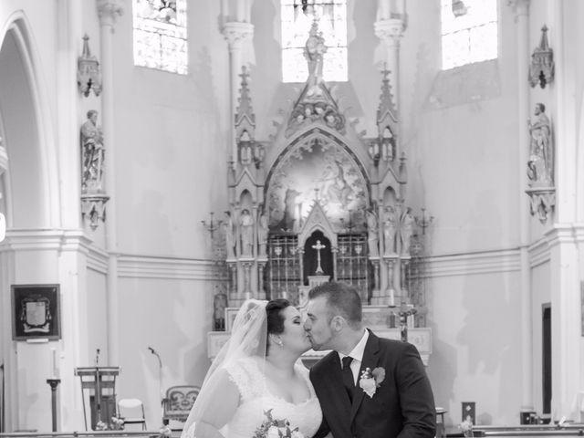 Le mariage de Yann et Elody à Quiévy, Nord 3