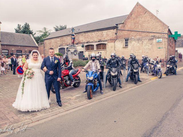 Le mariage de Yann et Elody à Quiévy, Nord 4