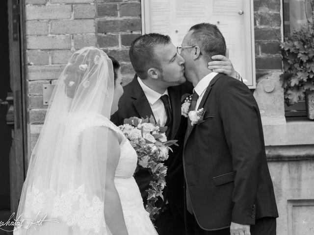 Le mariage de Yann et Elody à Quiévy, Nord 5