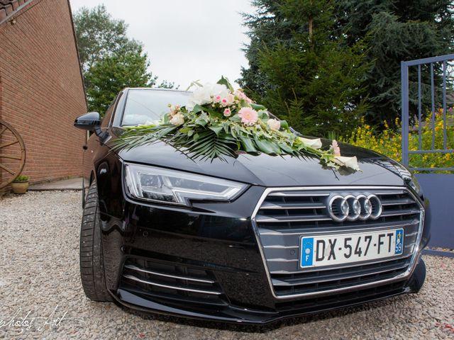 Le mariage de Yann et Elody à Quiévy, Nord 20