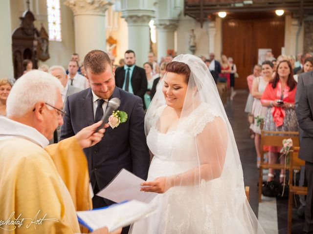 Le mariage de Yann et Elody à Quiévy, Nord 21