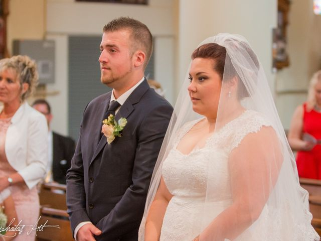 Le mariage de Yann et Elody à Quiévy, Nord 24