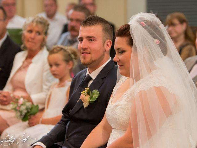Le mariage de Yann et Elody à Quiévy, Nord 25