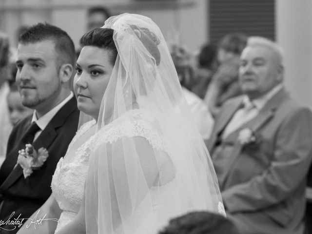 Le mariage de Yann et Elody à Quiévy, Nord 26
