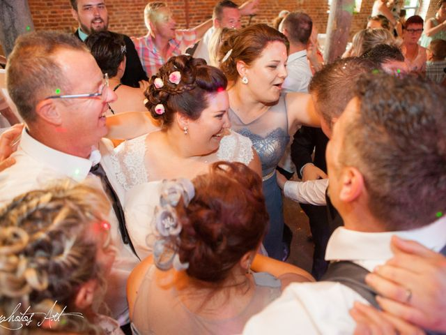 Le mariage de Yann et Elody à Quiévy, Nord 33