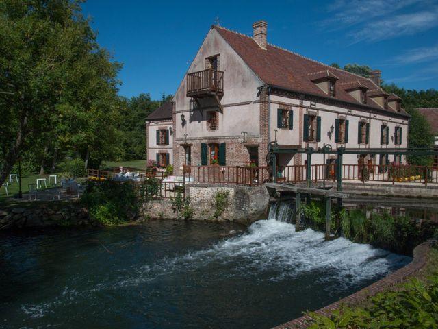 Le mariage de Xavier et Sandy à Montfort-l'Amaury, Yvelines 1