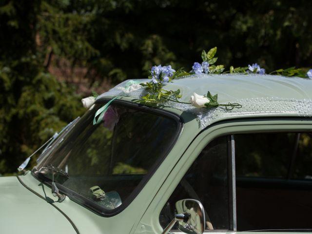 Le mariage de Xavier et Sandy à Montfort-l'Amaury, Yvelines 16