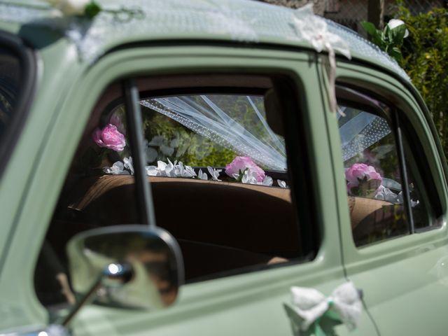 Le mariage de Xavier et Sandy à Montfort-l'Amaury, Yvelines 17