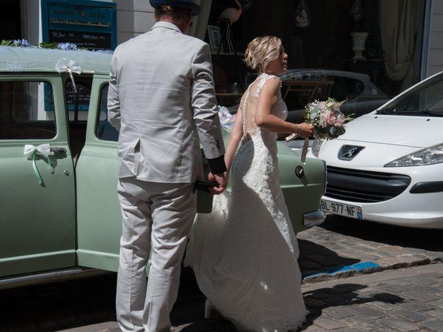 Le mariage de Xavier et Sandy à Montfort-l'Amaury, Yvelines 19