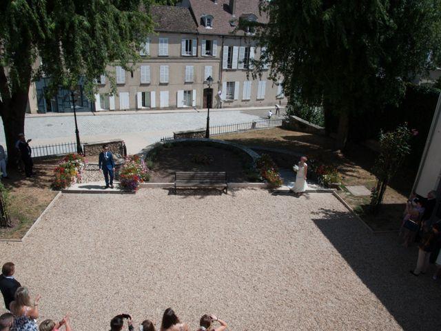 Le mariage de Xavier et Sandy à Montfort-l'Amaury, Yvelines 20