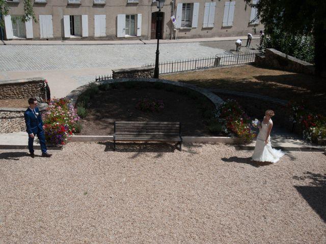 Le mariage de Xavier et Sandy à Montfort-l'Amaury, Yvelines 21