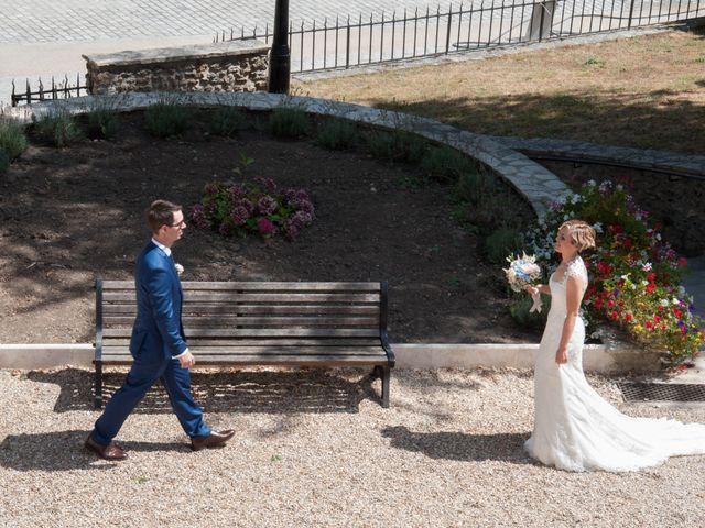 Le mariage de Xavier et Sandy à Montfort-l'Amaury, Yvelines 22