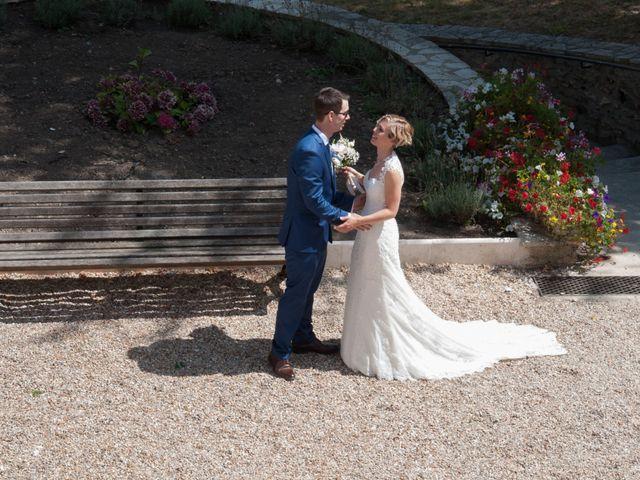 Le mariage de Sandy et Xavier