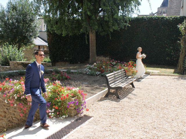 Le mariage de Xavier et Sandy à Montfort-l'Amaury, Yvelines 26