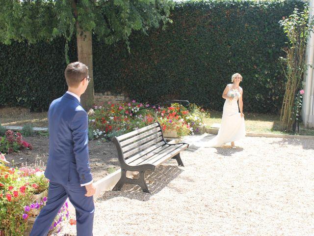 Le mariage de Xavier et Sandy à Montfort-l'Amaury, Yvelines 27