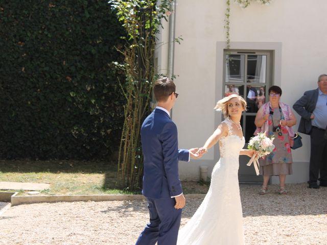 Le mariage de Xavier et Sandy à Montfort-l'Amaury, Yvelines 29