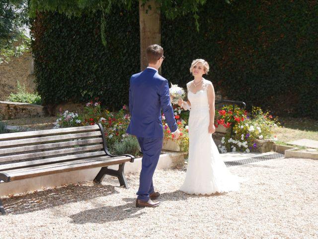 Le mariage de Xavier et Sandy à Montfort-l'Amaury, Yvelines 30