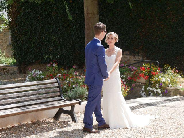 Le mariage de Xavier et Sandy à Montfort-l'Amaury, Yvelines 31