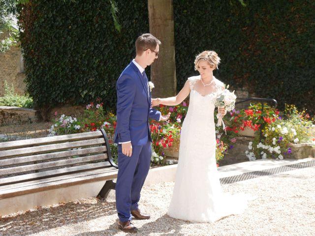 Le mariage de Xavier et Sandy à Montfort-l'Amaury, Yvelines 32