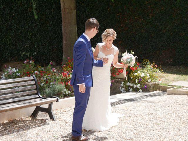 Le mariage de Xavier et Sandy à Montfort-l'Amaury, Yvelines 33