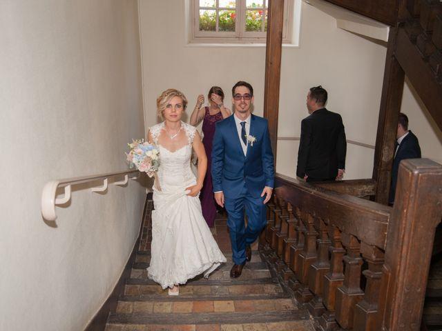 Le mariage de Xavier et Sandy à Montfort-l'Amaury, Yvelines 34