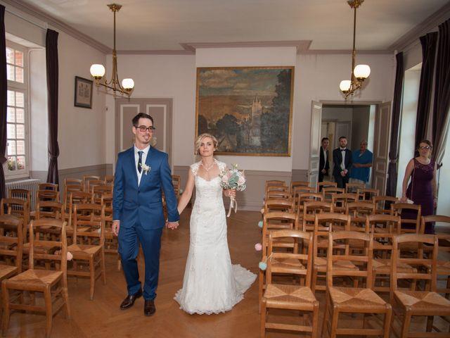 Le mariage de Xavier et Sandy à Montfort-l'Amaury, Yvelines 35