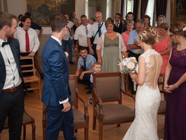 Le mariage de Xavier et Sandy à Montfort-l'Amaury, Yvelines 36
