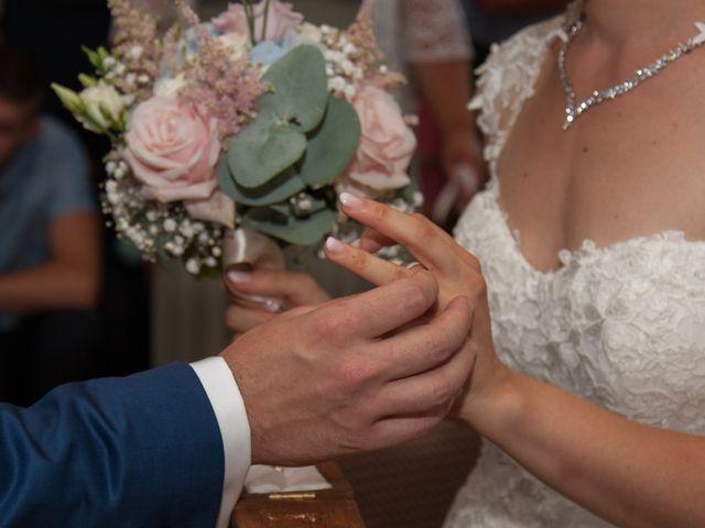 Le mariage de Xavier et Sandy à Montfort-l'Amaury, Yvelines 38