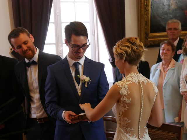 Le mariage de Xavier et Sandy à Montfort-l'Amaury, Yvelines 39